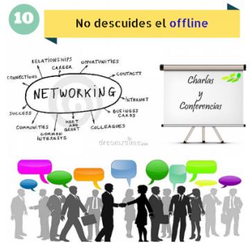 Marca Personal o Personal Branding - No descuides el offline