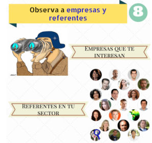 Marca Personal o Personal Branding - Observa referentes