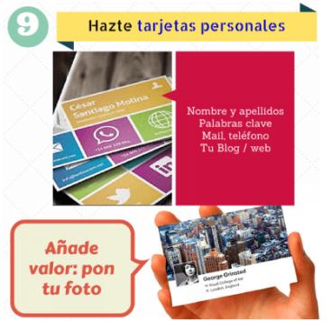 Marca Personal o Personal Branding - Hazte tarjetas personales
