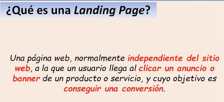 Buenas Practicas para crear Landing Page