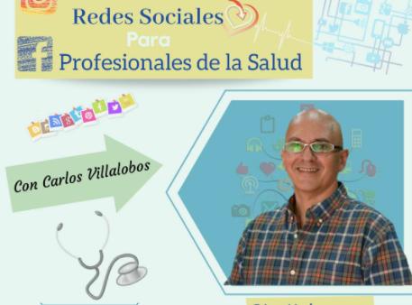 Curso Avanzado de Redes Sociales para Profesionales de Salud