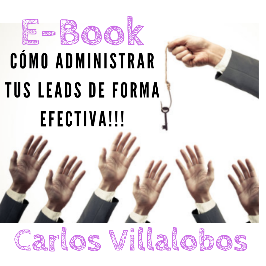 E-Book como administrar tus leads de forma efectiva