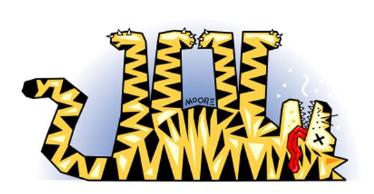Sindrome mata tigre