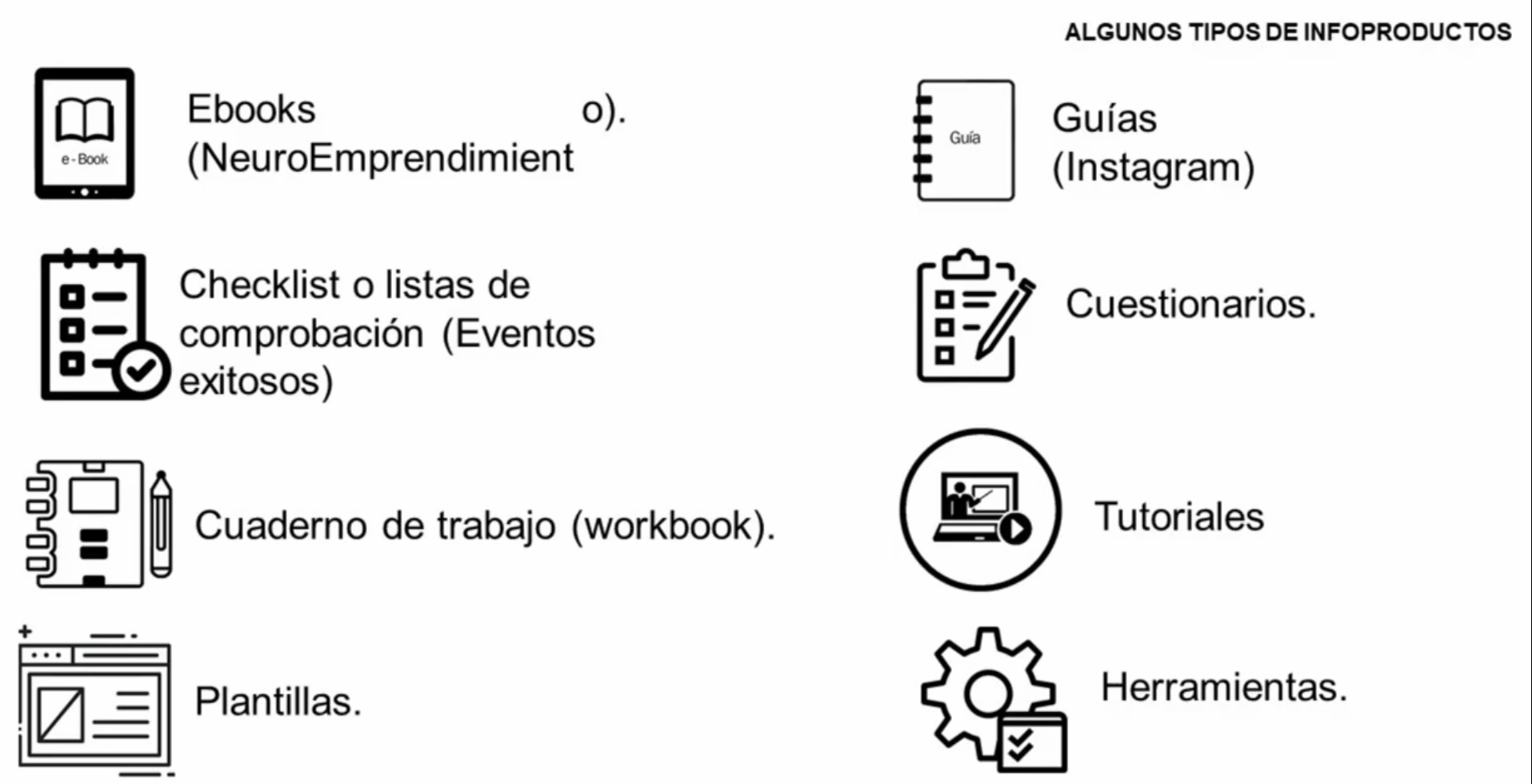 Infoproductos