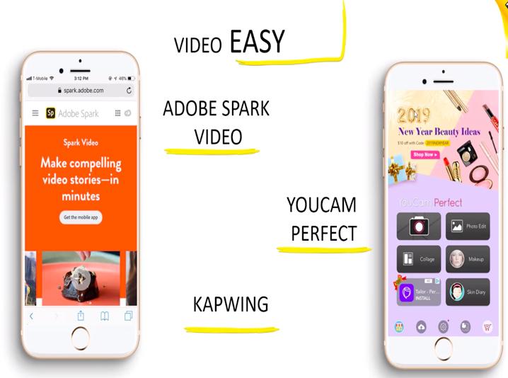 Aplicaciones para publicar contenido