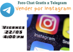 Foro Chat: Vender por Instagram by Carlos Villalobos