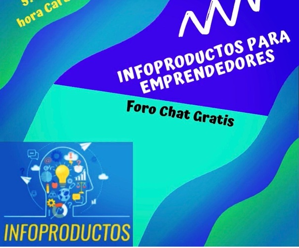 Foro Chat Infoproductos para Emprendedores